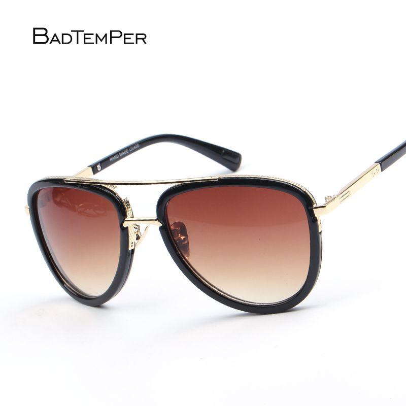 Lunettes De pilote carrées De luxe pour hommes marque Desinger femmes miroir Double lunettes De soleil hommes aviateur verre De Sol