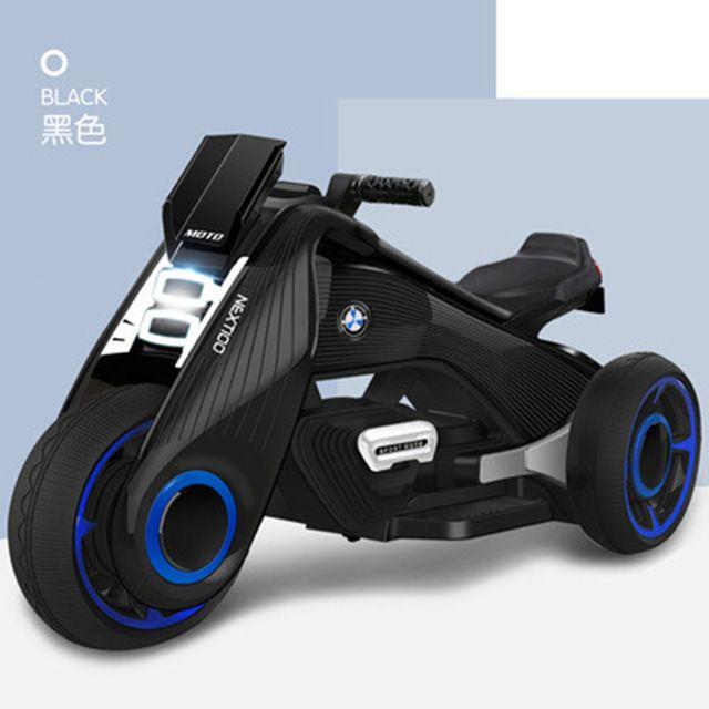 Kinder elektrische auto Vier-rädern elektrische motordreirad Hurrikan 6199 Einfach zu bedienen