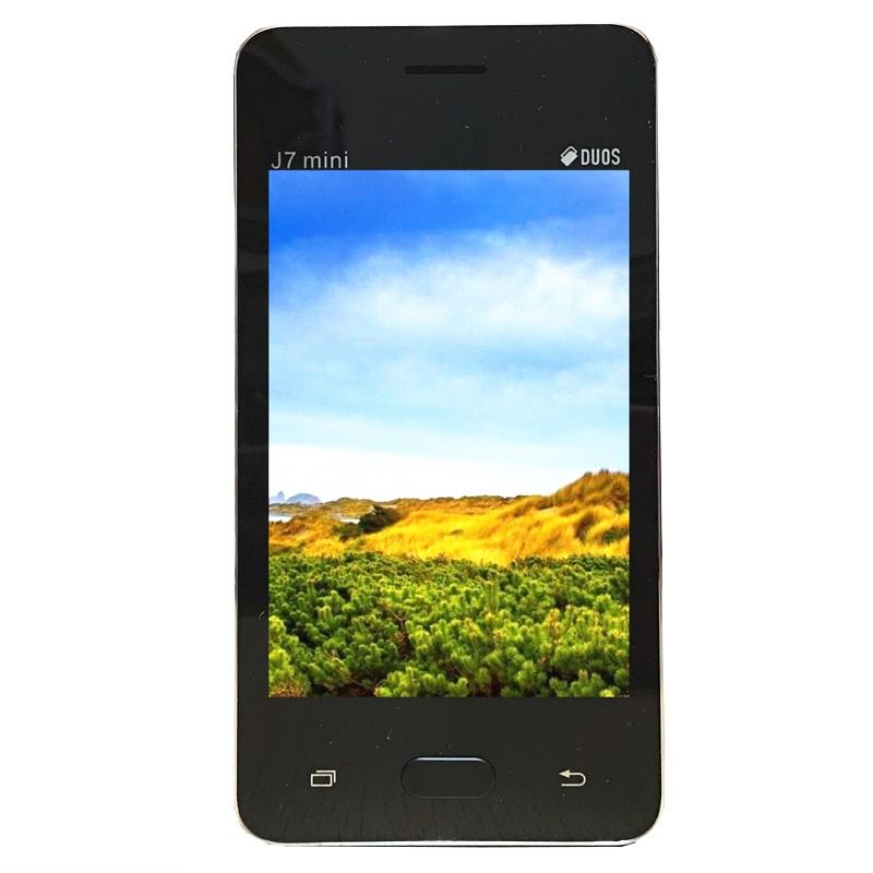 Original China Cheap Bar Cell Phone 3.5'' Big HD Capacitive Touch Screen Russian Mobile Phone H-mobile