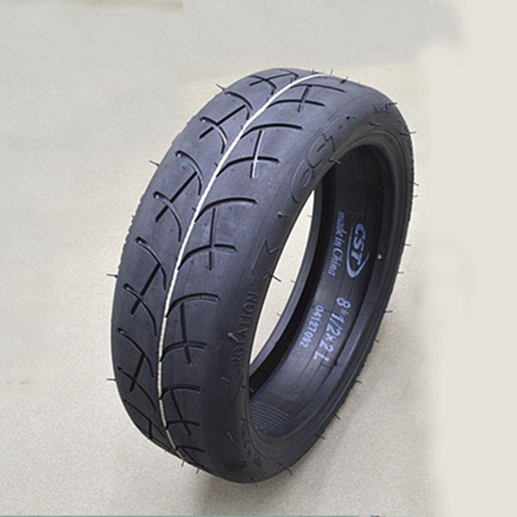 Verbesserte Ursprüngliche CST Äußere Reifen Aufblasbare Reifen 8 1/2X2 Rohr für Xiaomi Mijia M365 Elektrische Roller reifen Ersatz Innenrohr