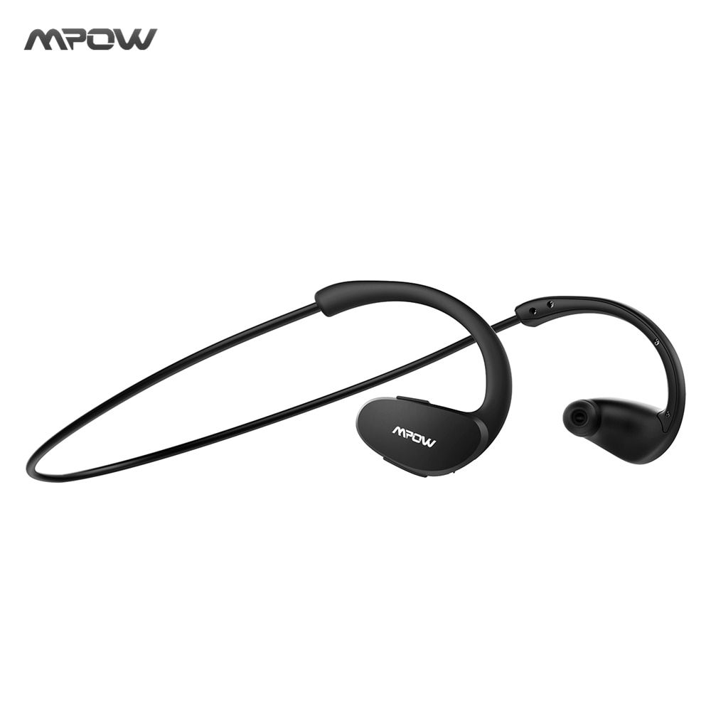 Original Mpow Cheetah MBH6 Bluetooth Headphones 4.1 Wireless Portable Earphone AptX Stereo Sport Earphone w/ Mic for Smartphones