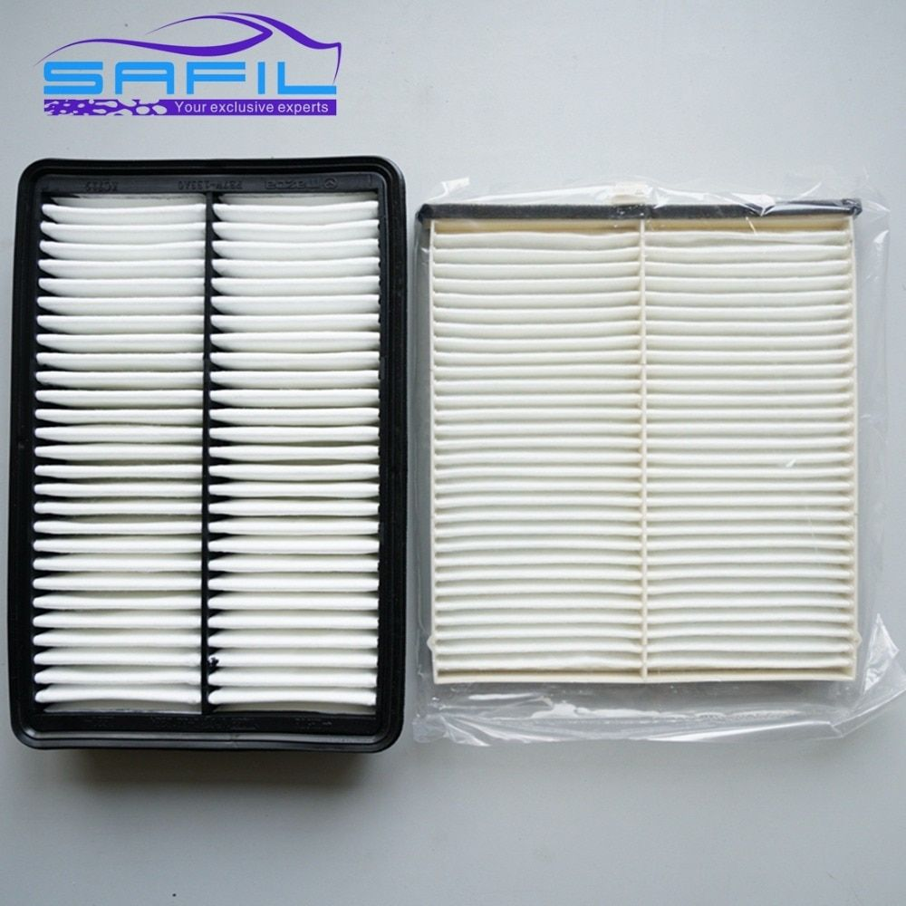 Quality Engine Air Filter & Cabin Air Filter fit for Mazda 3 6 CX-5 KD45-61-J6X/ PE07-13-3A0