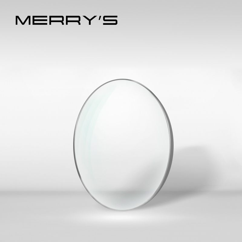 1.56/1.61/1.67/1.74 Super Hi-Index Ultra Thin Aspheric RX Spectacle Eyeglass Lenses For Eyes With Myopia
