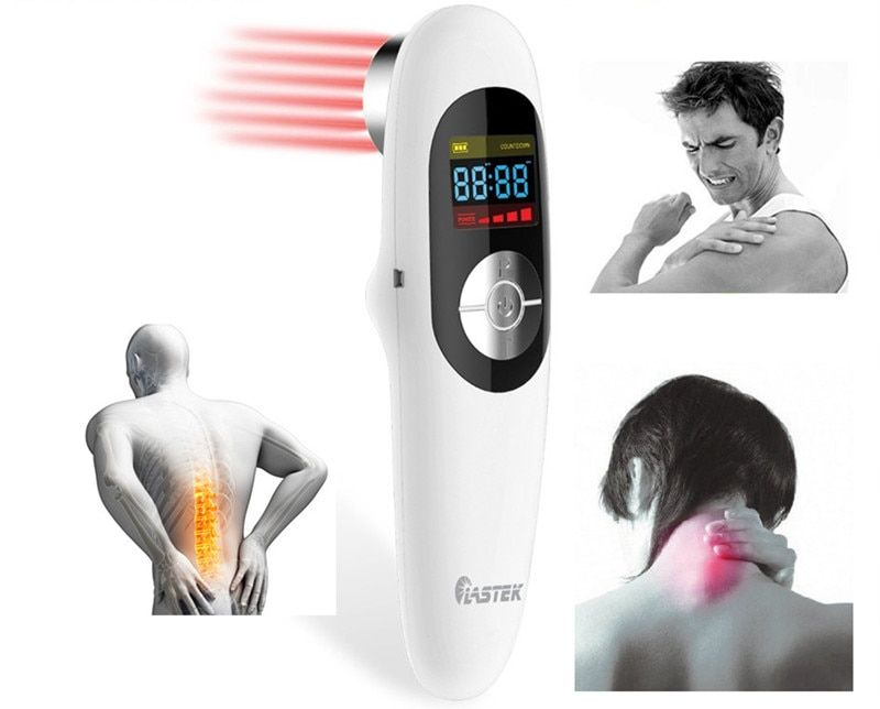 LASTEK psoriasis therapy instrument 808nm laser pain relief device