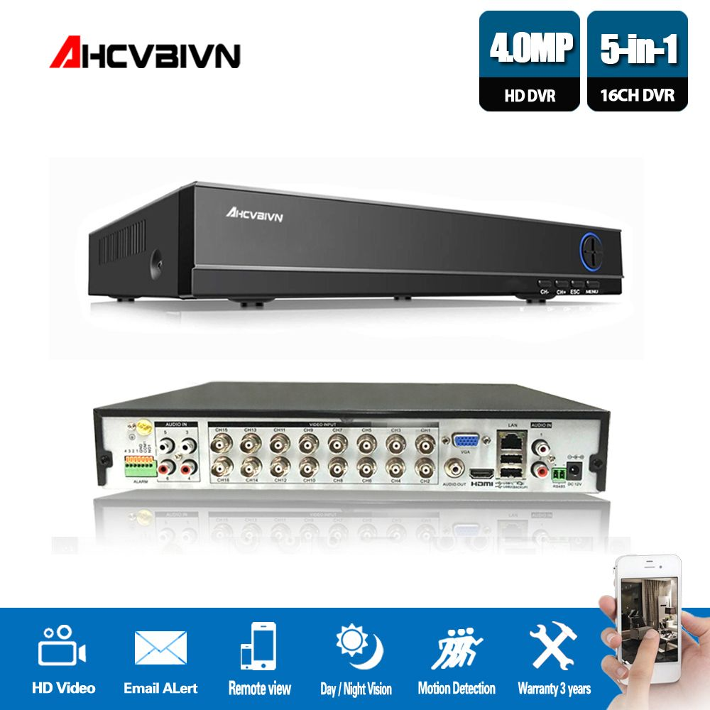 H.265/264 CCTV PoE NVR 4CH 4MP 8CH 4MP CCTV Video Recorder For H.265 H.264 IP Camera