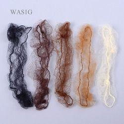 100 шт. высокое качество нейлоновая сетка для волос звезда танец recital булочки/наращивание волос ткацкая Кепка коричневые сетки для волос