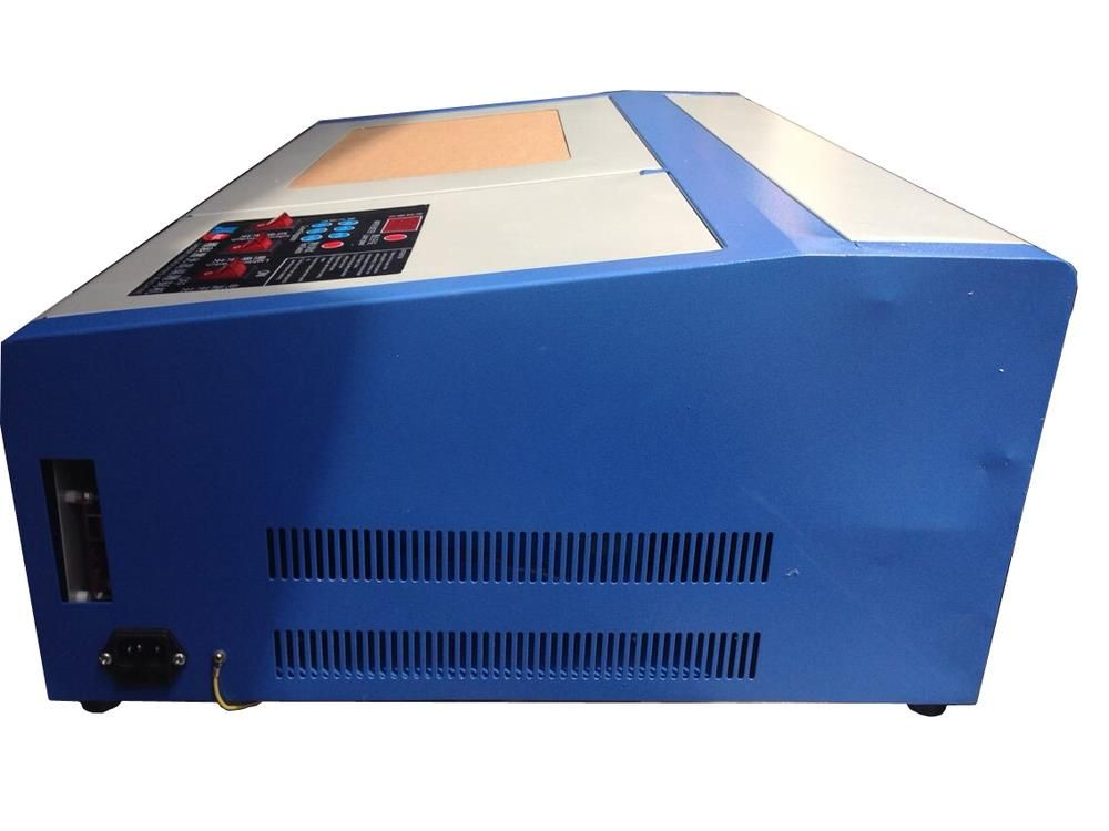 1pcs 110/220V 40W 200*300mm Mini CO2 Laser Engraver Engraving Cutting Machine 3020 Laser with USB Sport