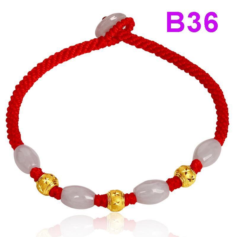 ZT JEWELRY B36 fashion with 4 color stone bracelet clasicc jewelry for women