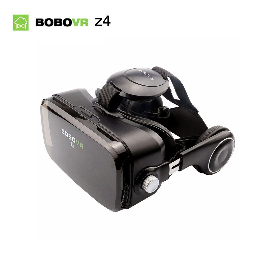 100% Original Xiaozhai BOBOVR Z4 Virtual Reality 3D VR Glasses  Private Theater for 4.7 - 6.2 inches Phones Immersive
