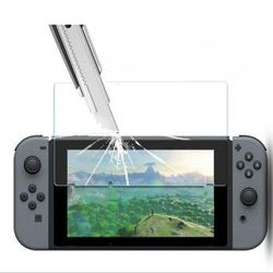 Tempered glass Ultra Clear Full HD Screen Protective Film Surface Guard for Nintend Switch NS Console Protector Cover Skin
