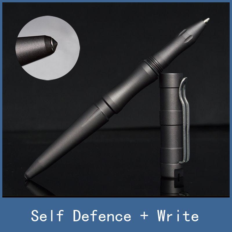 Brand New Auto Défense Sécurité Personnelle De Protection Stinger Armes Tactique Stylo Crayon, Avec Fonction D'écriture, Livraison Gratuite