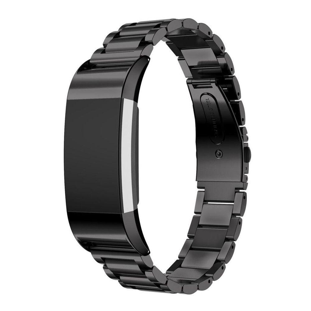 FitBit Charge 2 диапазона Нержавеющаясталь Смарт-часы ремешок 20 мм для FitBit Charge 2 часы Браслет замена Нержавеющаясталь
