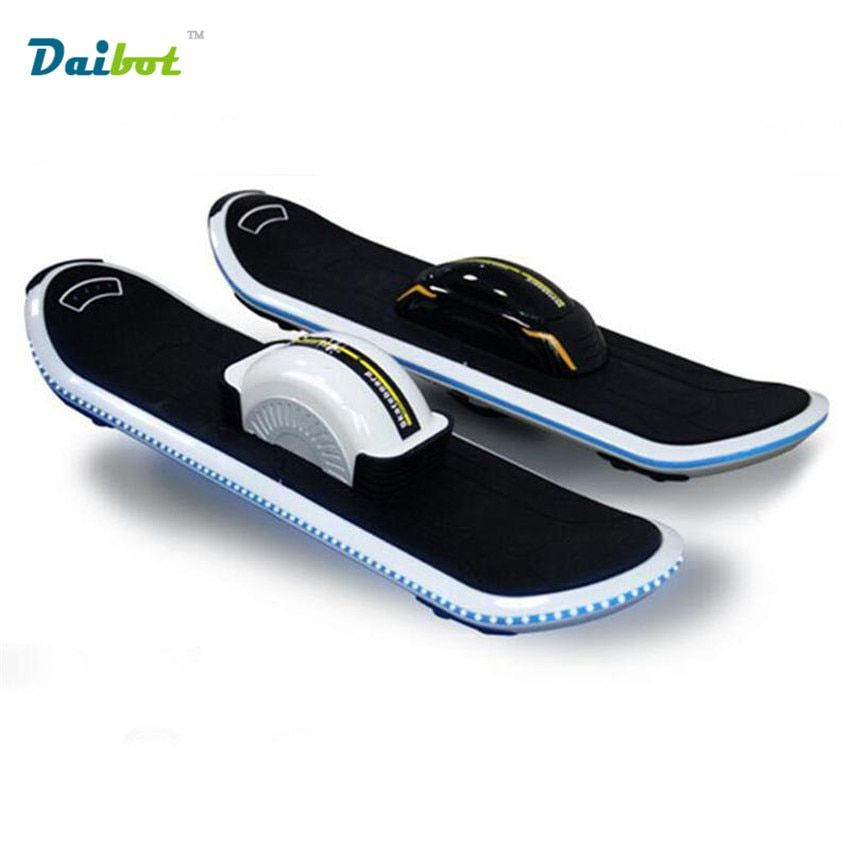 Cool one single wheel electric skateboard Hoverboard Bluetooth Speaker Smart self balance balancing Scooter LED Lights Unicycle