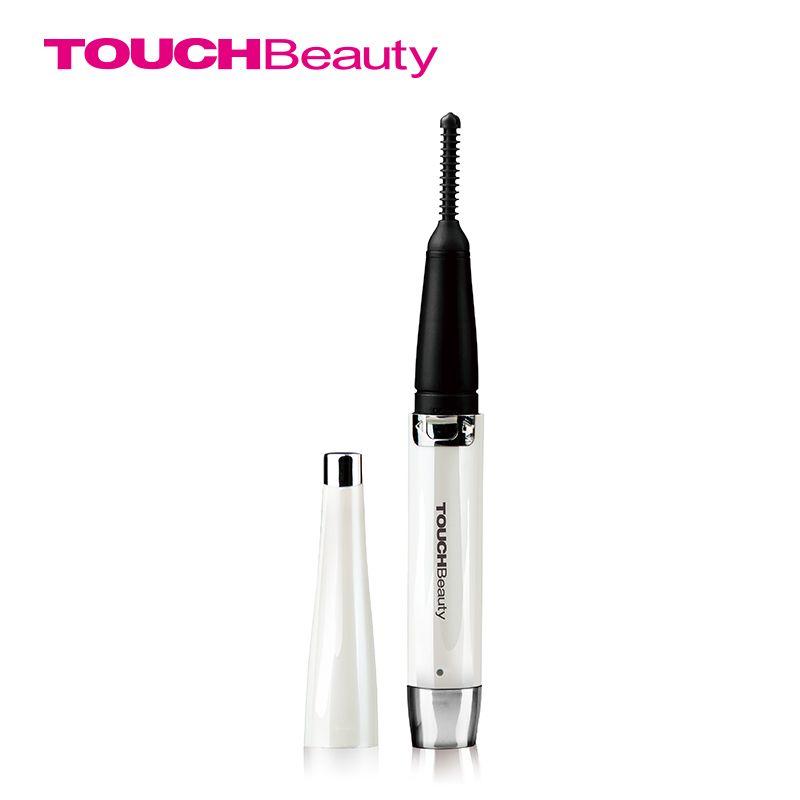 TOUCHBeauty best rotating eyelash curler, electric heated eyelashes curly tool TB-1218
