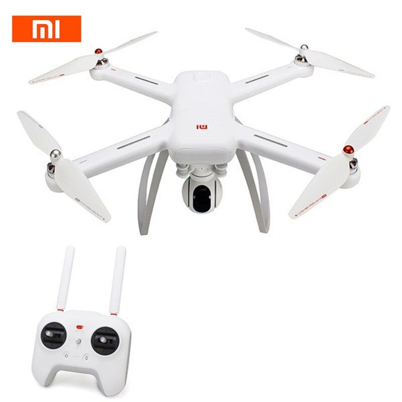 Original Xiao mi mi Drone WIFI FPV Mit 4 karat 30fps 1080 p Kamera 3-Achsen Gimbal GPS RC racing Drone Quadcopter RTF mit Trans mi tter