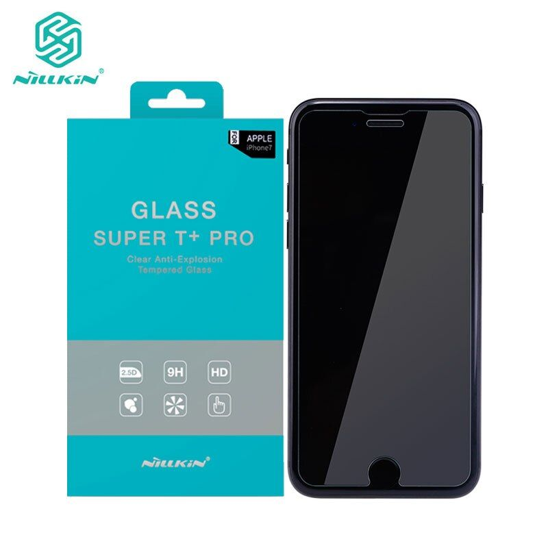 sfor iPhone 8 Plus Tempered Glass Nillkin T+Pro <font><b>Screen</b></font> Protector for iPhone 6S 6 Plus for iPhone 7 7Plus 8 8Plus Glass Film