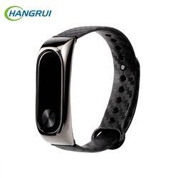 Hangrui Pour Mi Bande 2 Bracelet Smart Bracelet Bracelet Bracelet pour Xiaomi mi bande 2 Bracelet intelligent bande accessoires allongé ver