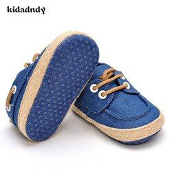 kidadndy Baby Boy Shoes Baby Moccasins Shoes Baby Mocassins Toddlers Single newborn Shoes 0 And 1 Year Old A16LL2