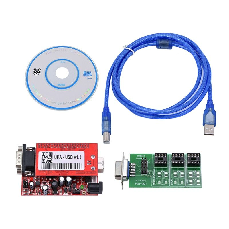 Top selling UPA USB Serial Programmer V1.3 auto ECU Tool