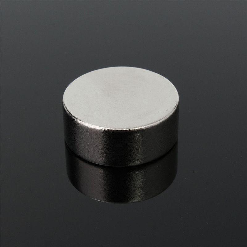 1 Stück 25mm x 10mm N50 Runde Magneten Neodym Rare Earth Permenent Magnets Mini Kleine Kreisscheibe 25x10mm Magnet Heißer Verkauf