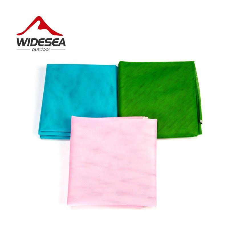 Widesea sandbeach mat <font><b>camping</b></font> mat sand free mat 1.5M*2M 2M*2M easy to clean up the sand HOT SALE new design