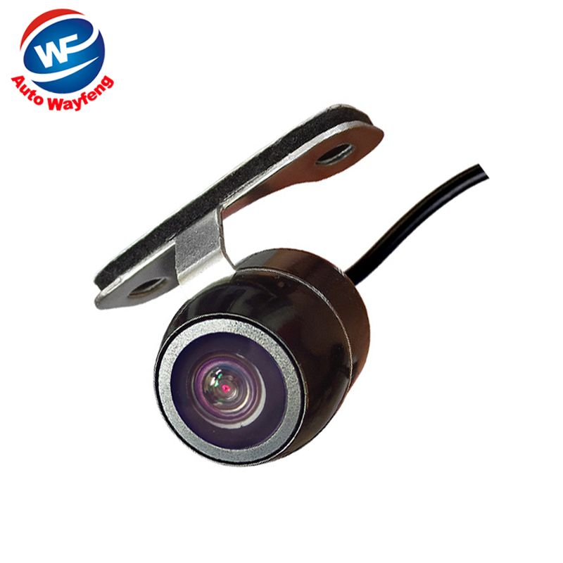 Free Shipping HD 170'' wide viewing angle 12V New PC1363 HD chip  Night Vision Car Rear View Camera Reverse Backup CCD