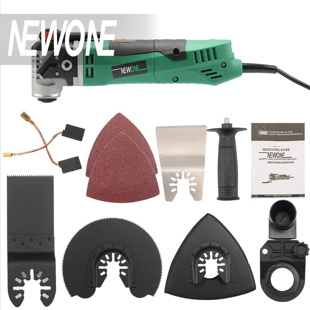 NEWONE Multi-Function Electric Saw Renovator Tool Oscillating Trimmer Home Renovation Tool Trimmer Home Working Tool