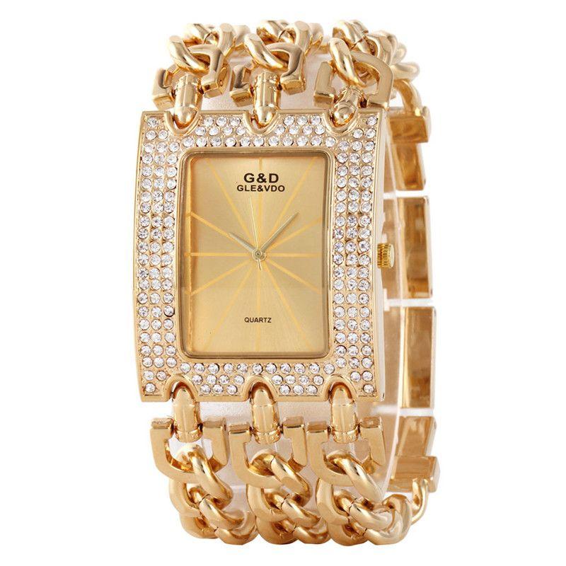 2017, Новая мода браслет часы кварцевые Для женщин женская обувь наручные horloges vrouwen Подарочная коробка Бесплатная доставка