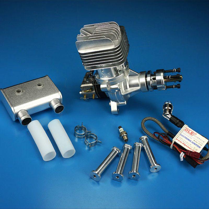 DLE Original DLE55RA 55CC Benzin GAS Engine für RC Flugzeug Teile DLE, 55RA, DLE-55RA