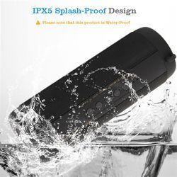 M&J T2 Wireless Best Bluetooth Speaker Waterproof Portable Outdoor Mini Column Box Loudspeaker Speaker Design for iPhone Xiaomi