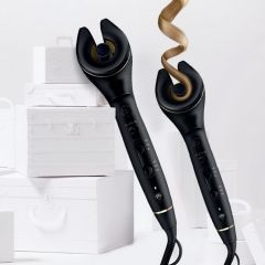 Automatic Titanium hair curler Curling Irons Hair Styler tools curling iron