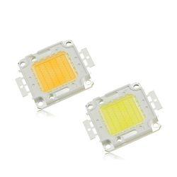 Integração Super brilhante Lâmpadas COB 10 W 20 W 30 W 50 W 100 W LED SMD lâmpada Ao Ar Livre lâmpada de iluminação da lâmpada Quente/Branco Fresco Chip DIY holofote