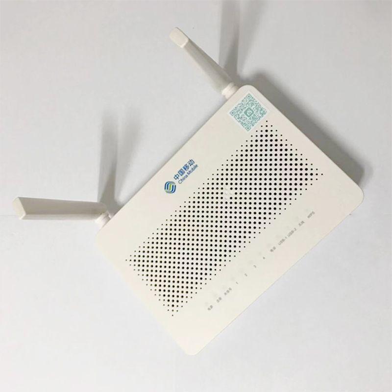 4PCS Huawei GPON ONU HS8546V5 FTTH ONT Router 4GE + 1TEL + 2USB + Wifi mit Englisch firmware Gleichen funktion als HS8546V