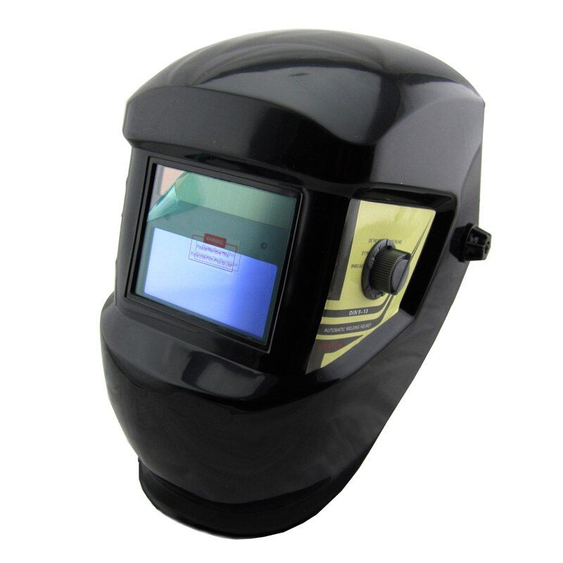 Li battery +Solar Battery Supply Outside Control Auto Darkening Welding Helmet/Welder Goggles/Weld Mask free shipping