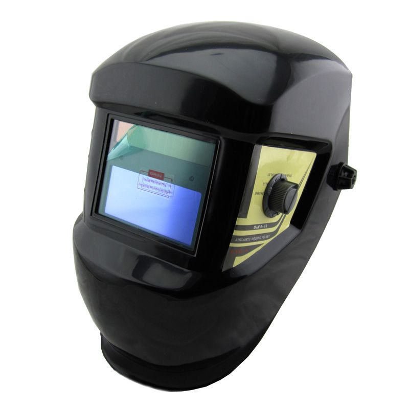 Li battery +Solar Battery <font><b>Supply</b></font> Outside Control Auto Darkening Welding Helmet/Welder Goggles/Weld Mask free shipping