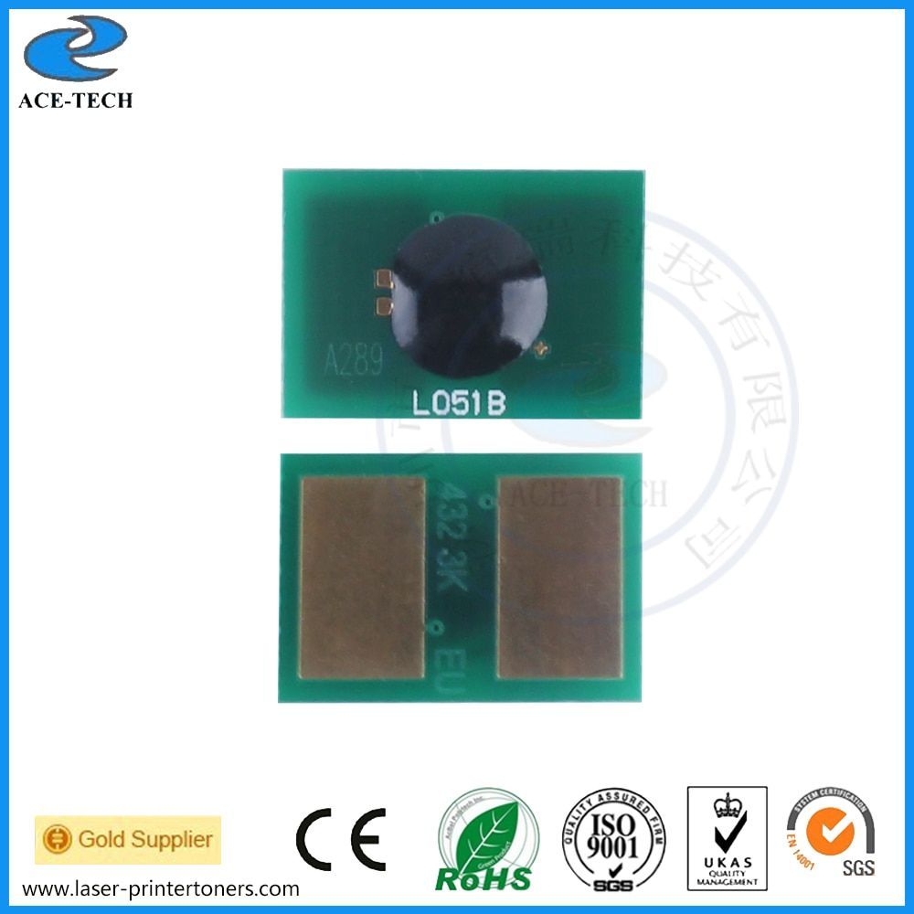 7K 45807120 Laser toner reset chip for OKI B412dn B432dn B512dn MB472dnw MB492dn MB562dnw ME printer refill cartridge
