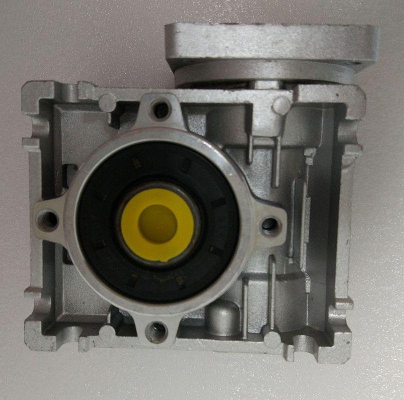 NMRV030 57mm réducteur à vis sans fin rapport de réduction 5:1 à 80: 1 entrée 11mm arbre pour moteur pas à pas NEMA23