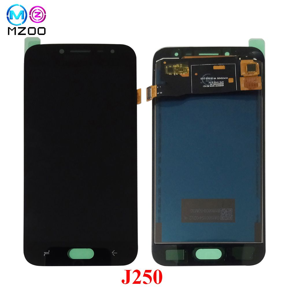 Für Samsung Galaxy J2 2018 Pro J250 J250F J250H J250M LCD Display TouchScreen Monitor Ecran Panel Digitizer montage Ersatz