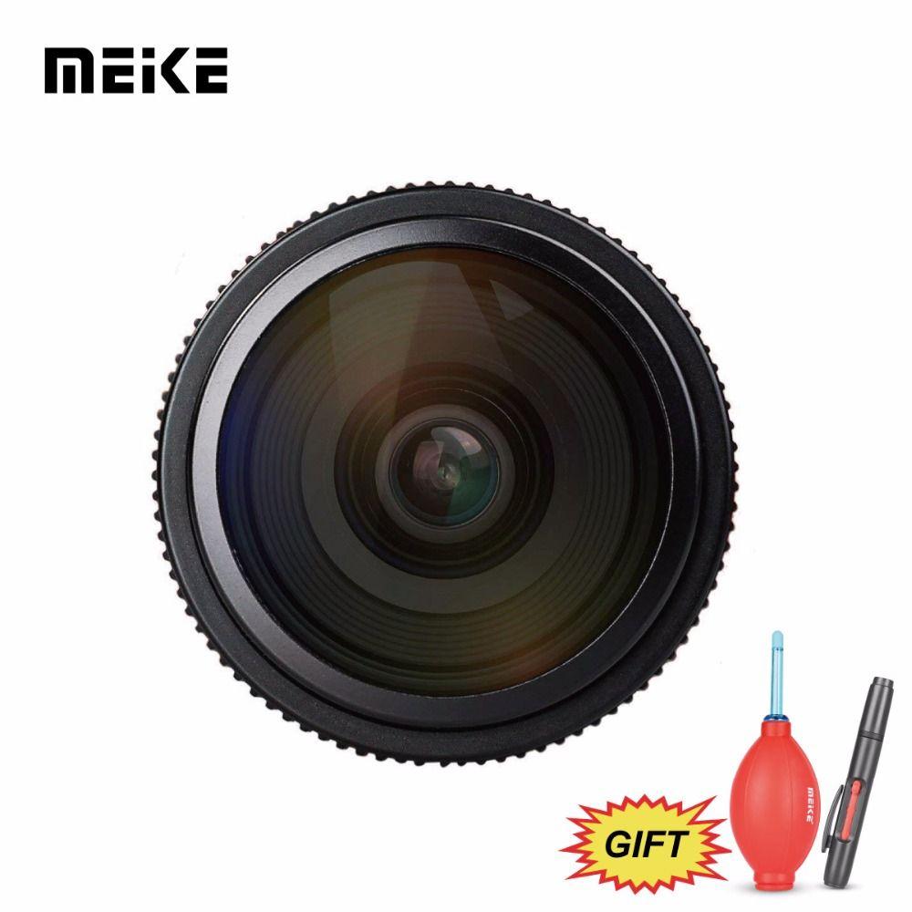MEKE 6.5mm Ultra Wide f/2.0 Circular Fisheye Lens for A6000,A6100,A6300,Nex3,Nex3n,Nex5,Nex5t,Nex5r,Nex6,Nex7 Camera +Free Gift