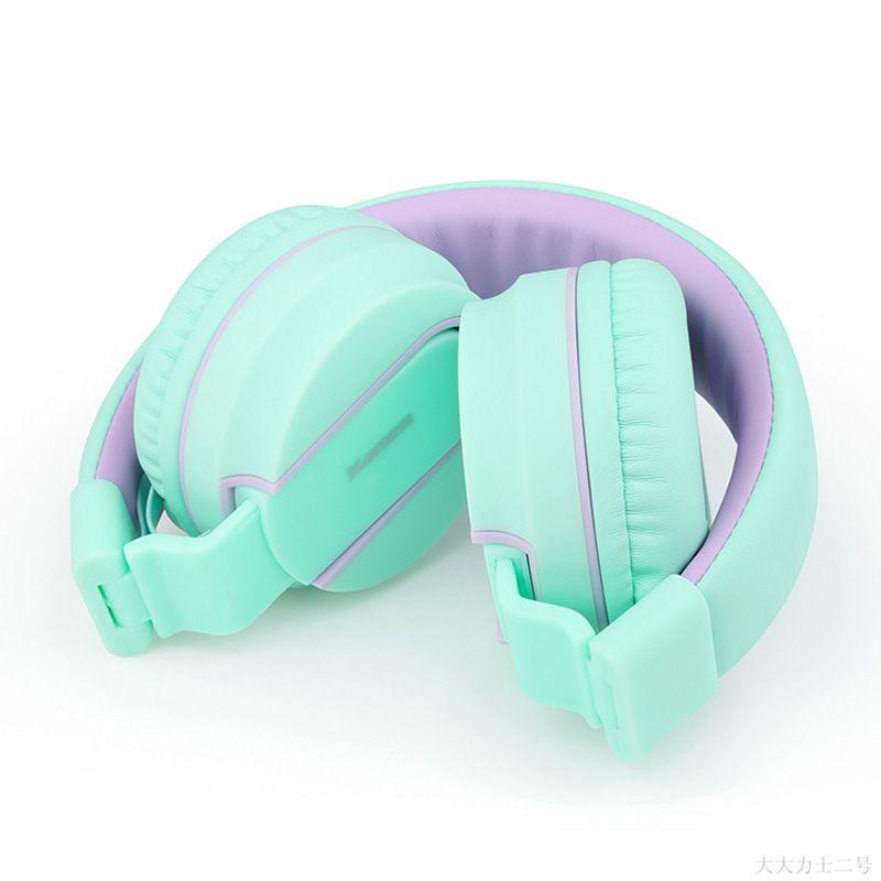 Bluetooth Casque Mignon pour Fille Femmes Écouteurs Meilleur Casque Sans Fil pour TV Ordinateur Smart Téléphone Sony Meizu MP3 Lecteur Chine