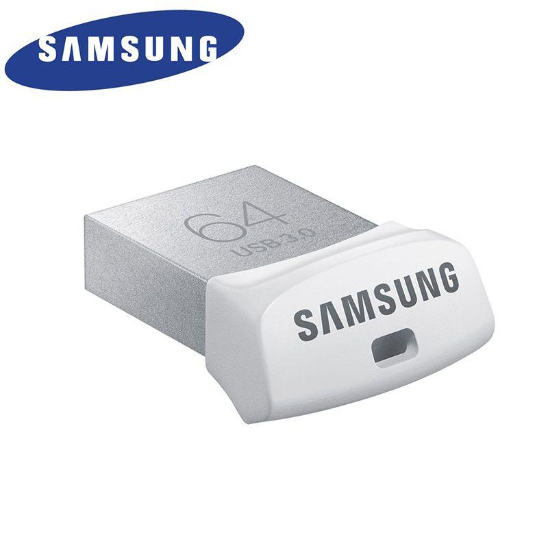 SAMSUNG USB 3.0 Flash Drive 128GB 64GB 32GB 150mb/s Mini Pen Tiny Pendrive Memory Stick Storage Device U Disk FIT Free Shipping
