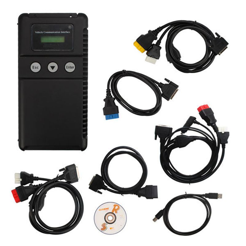 Top-Rated for Mitsubishi MUT-3 MUT3 Diagnostic and Programming MUT 3 MUT III Scanner For Cars And Trucks With Coding Function