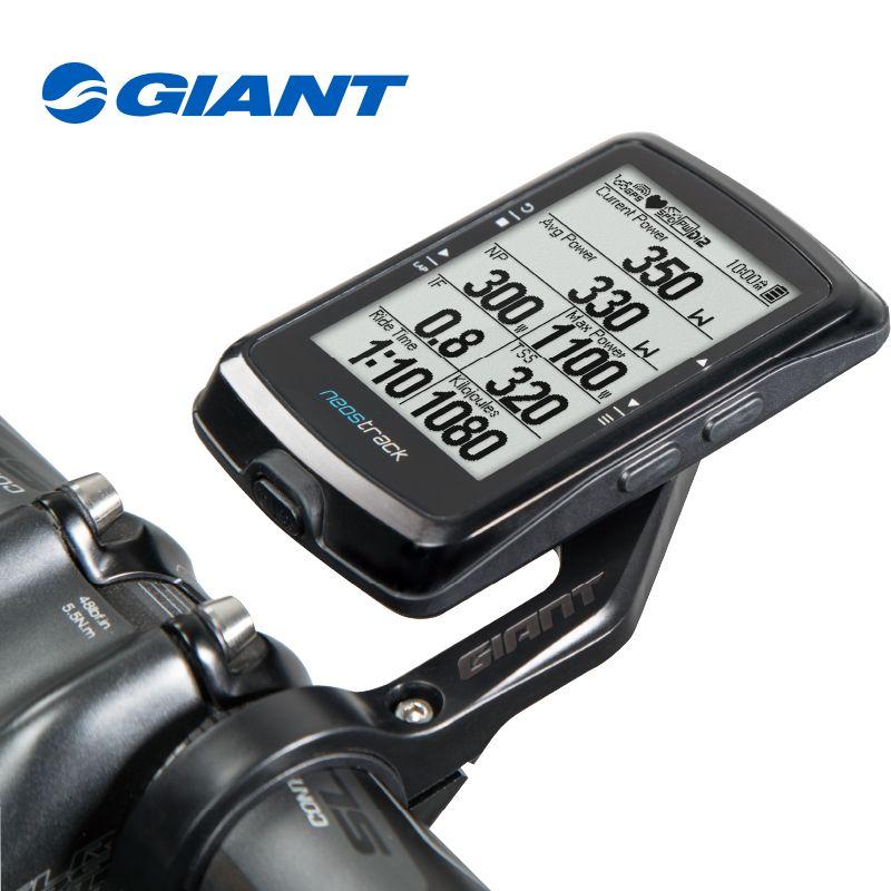 Riesen computer Neostrack GPS Fahrrad Computer Ant + Bluetooth Schwarz Radfahren Ausrüstung compter