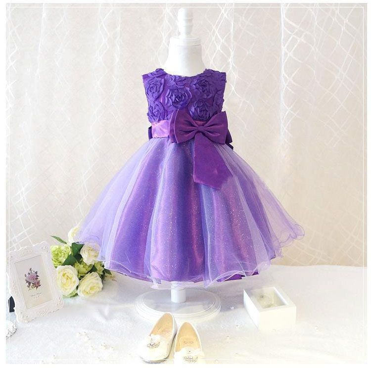 Best-selling New Girls Children's Dress Child Princess Dress Girls Dress for Small Girls
