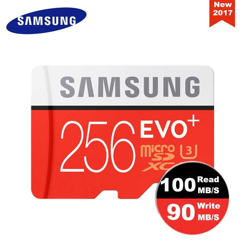 Samsung Micro Sd Memory Card 32gb 64gb 128gb 256gb Class10 TF Flash Memoria SD Card C10 SDHC/SDXC U1/U3 UHS-I For Mobile Phone