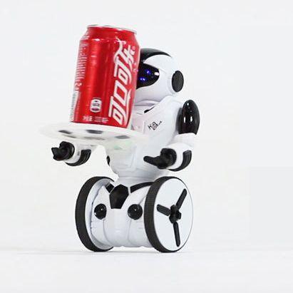 Дистанционное управление робот Горячие Продажа КиБ JXD 1016a Интеллектуальный баланс тачку танец жест битва электрический RC действия робота ...