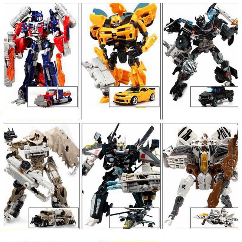 Новый аниме 16 стиль преображение 4 автомобили роботы игрушки ПВХ фигурки Brinquedos классическая модель Игрушечные лошадки для мальчиков Подарк...