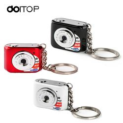 DOITOP Camera Mini HD Ultra Portable Super Mini Camera X3 Video Recorder Digital Small Camera DV 480P DV DVR Driving Recorder