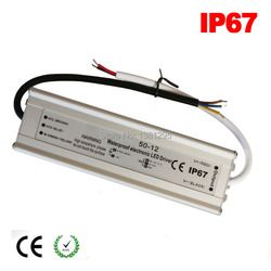 DC 12 V 24 V alimentation transformateur électronique 12 W 20 W 30 W 40 W 50 W 60 W 80 W LED Lampe Pilote IP67 alimentation 5A 220 12 V Bande