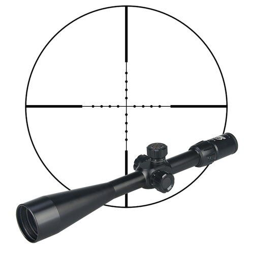 High Quality Luxury Tactical 8-32X56SFIRF Rifle Hunting Scope For Hunting Shooting OS1-0283